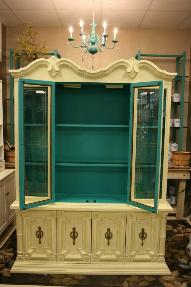 Get That Antique Look With Chalk Paint Berkshire