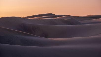 Maspalomas Dunes by Javi Lorbada