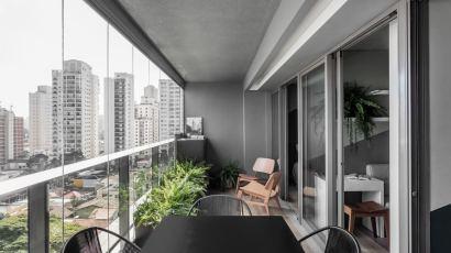 Apartamento Brooklyn by TN Arquitetura
