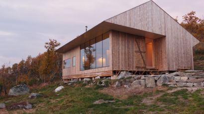 Cabin Ustaoset by Jon Danielsen Aarhus
