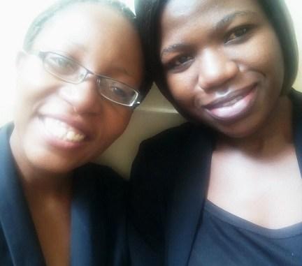 Mitchelle and Nyasha a Visions of a visionary