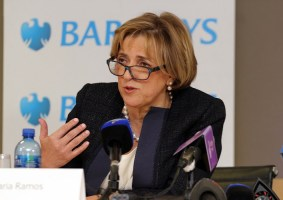 Barclays Africa CEO Maria Ramos. Picture: MARTIN RHODES
