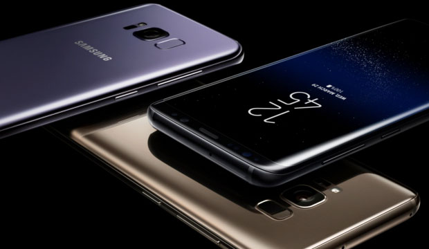 Galaxy S8, S8+ Dazzle in Samsung's Comeback Launch