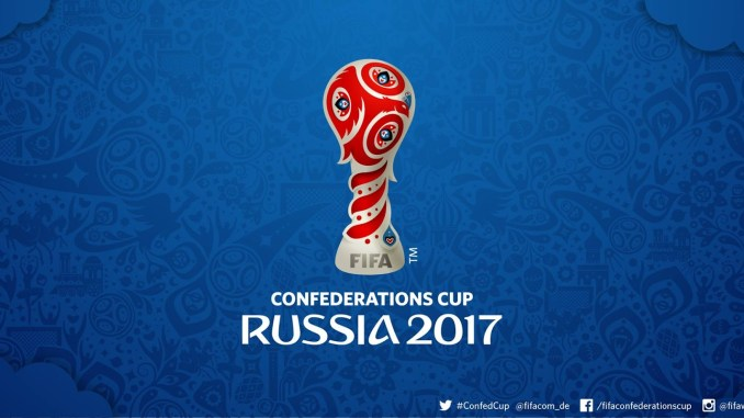 Why We're Ready For The FIFA Confederations Cup in Russia!