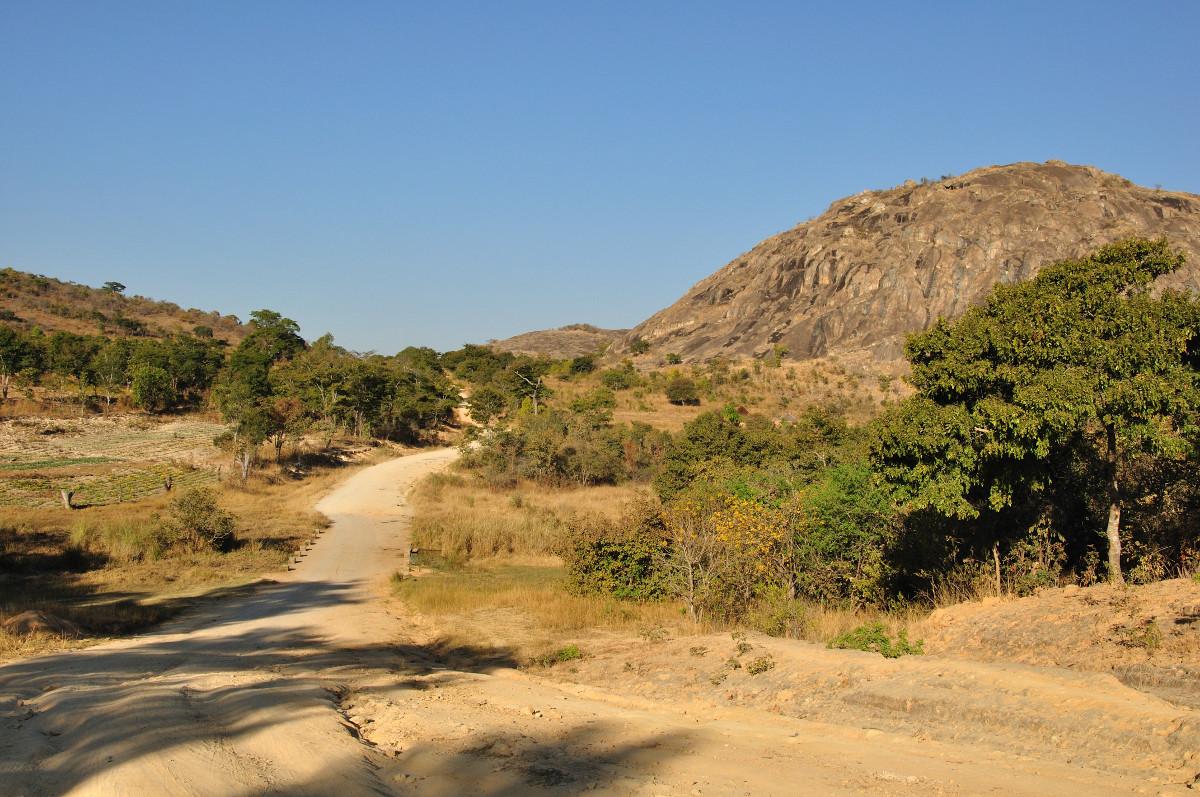 Rural Development Hits 'Potholes'