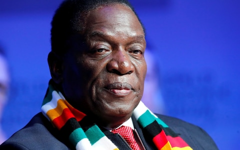 Zimbabwe's President Reaches Out For American Investors