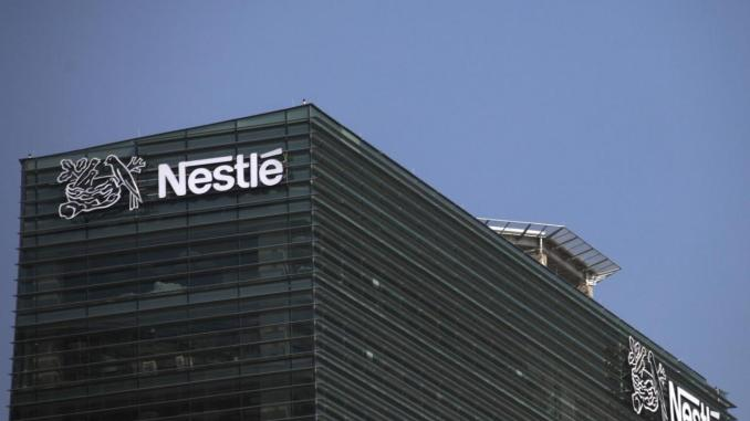 Nestle Hands Over US$7 Thousand Kit to the Ministry of Health