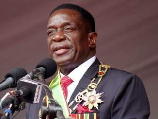 President Mnangagwa Launches the National ICT Policy
