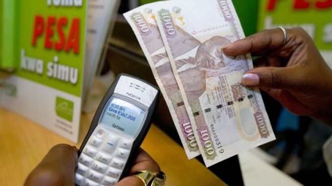 Mobile Money Increases Financial Inclusion in Africa