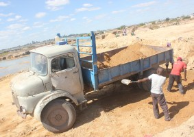 Harare Metropolitan Threatens To Deal with Illegal Sand Poachers