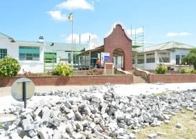 Kadoma Entrepreneurs Refurbish A Multi Million Dollar Health Facility