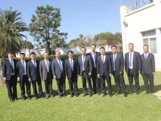 Chinese Doctors Jet Into Zimbabwe