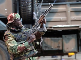 Tourism Authority Assures Safety As Military Roam the Streets
