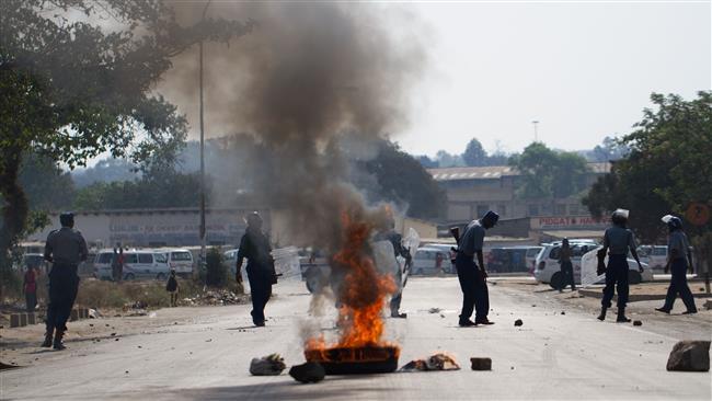 Police and Vendors Clashes Rises Tajamuka
