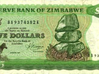 RBZ Disassociates Itself From the Defunct Zimbabwe Dollar Trade