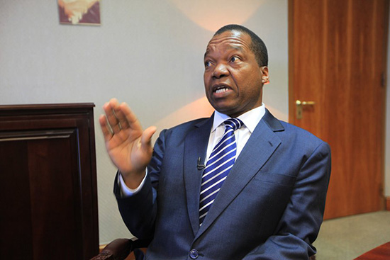 Reserve Bank of Zimbabwe (RBZ) Governor Dr. John Mangudya has told Parliamentarians that the current challenges facing the nation are because there is no production in Zimbabwe.