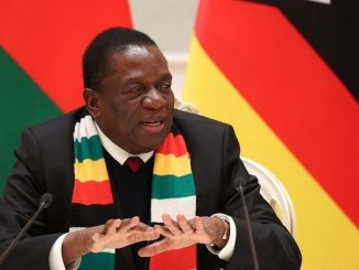 Zimbabwe President Calls for A National Dialogue