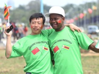 China Readies To Enforce Culture on Zimbabwe