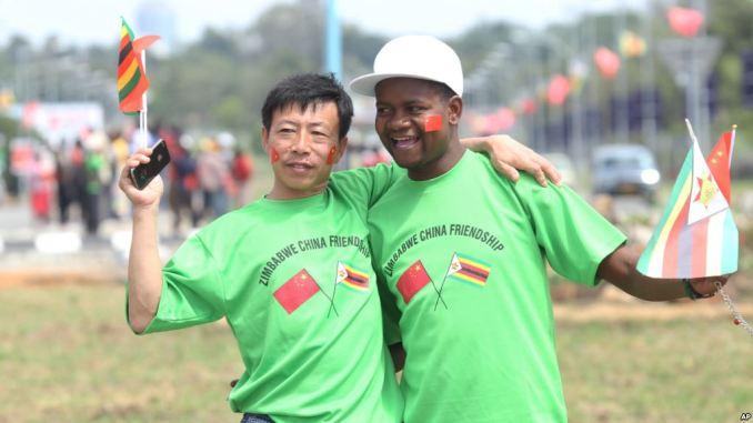 China Readies To Enforce Culture on Zimbabwe
