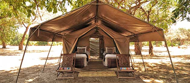 African Sun Adds High End Camp Sites (Glamping) To Broaden Reach