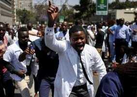 Parirenyatwa Doctors Raise Red Flag Over Zimbabwe's Preparedness Against COVID-19