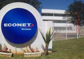 Econet Data Traffic Goes Down