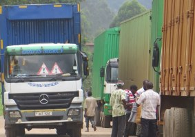 COVID-19 Cases Hit 1000; Government Blames Cross Border Vehicles