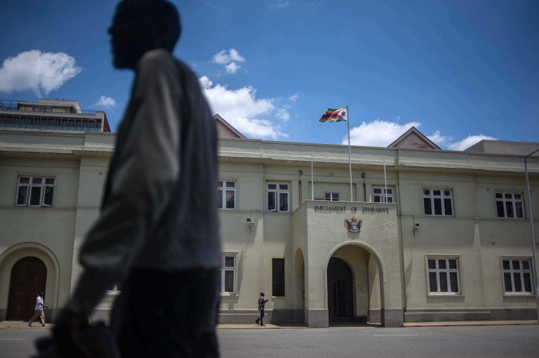 COVID-19: Zim Parliament Shuts Down as Members Test Positive