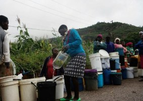 Harare Provincial Development Coordinator Threatens To Deal With Unlicensed Water Distributors