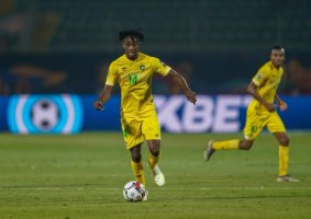Zimbabwe Engages Mozambique For Kadewere to Travel for AFCON Matches