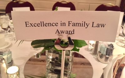 Congratulations to Trudi Brown! Family Law Expert
