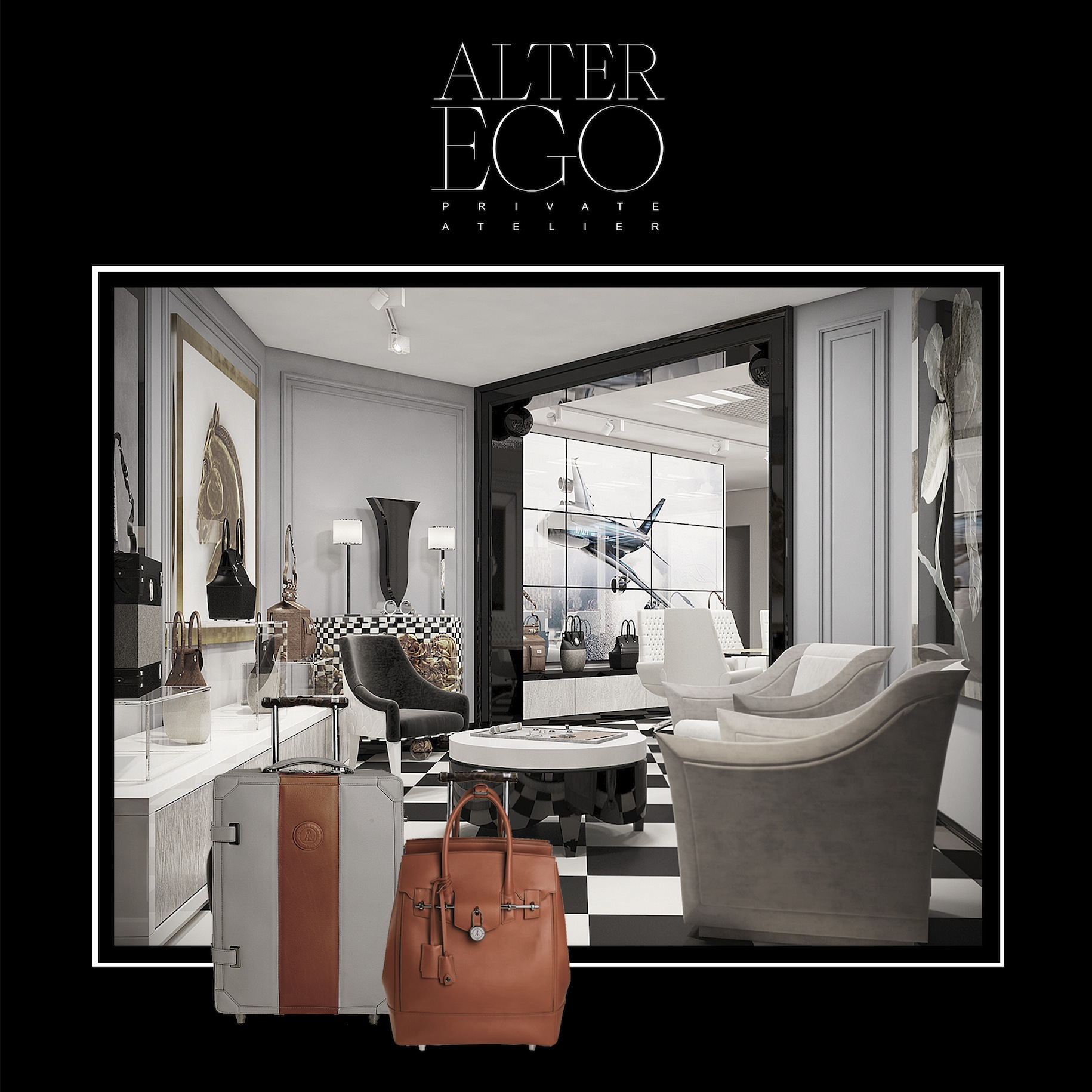 Julia D Lantieri CEO Alter Ego Project Group Teams Up With Michael Owolabi Black Pelican Limited To Set Private Atelier In Nigeria