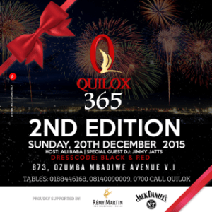 QUILOX ANNIVERSARY 2