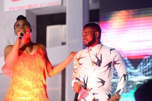 Yemi Alade and Falz
