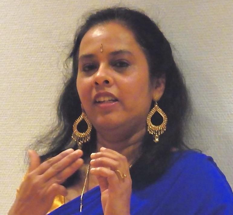 Bharathi Avireddy