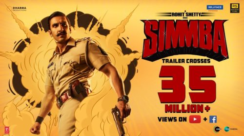 SIMMBA Movie Review, Story, Trailer