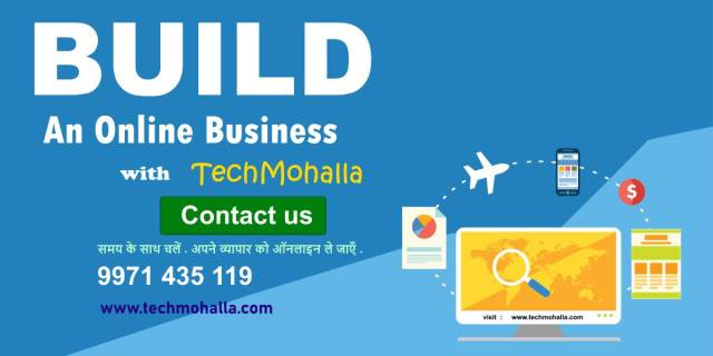 Bring your business with TechMohalla