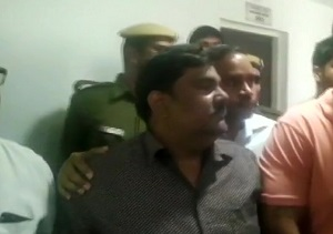 Tahir Hussain Arrested by Crime Branch