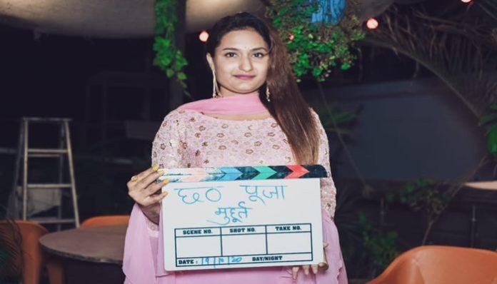 Komal Jha Bhojpuri Actress (1)