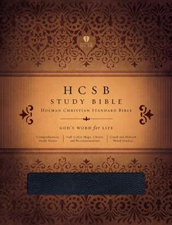 HCSB Study Bible