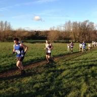 Trevor Symes at Plumpton Cross Country 2014