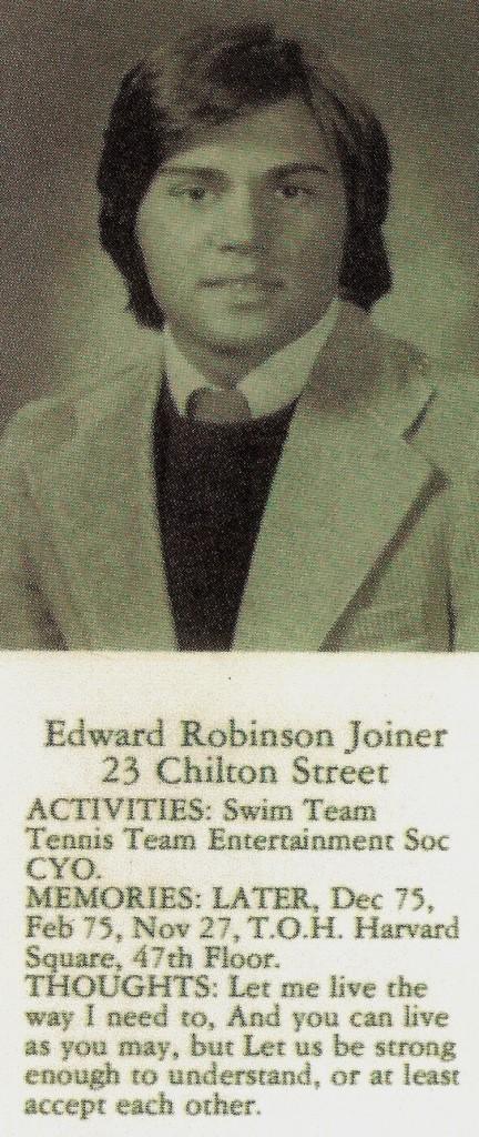 Ed Joiner
