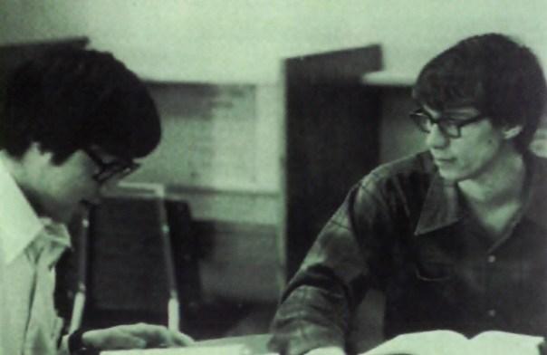Herb Kay and Ed Coe