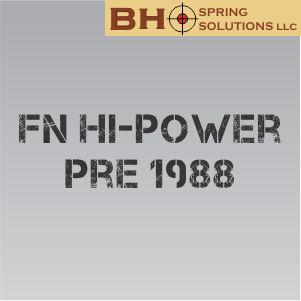 Classic FN / Browning Hi-Power (pre1988)