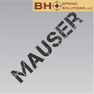 Mauser 80SA Hi-Power