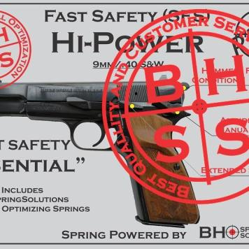 Fast Safety Hi-Power Optimization