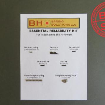 Tisas BR9 Hi-Power Essential Reliability Kit