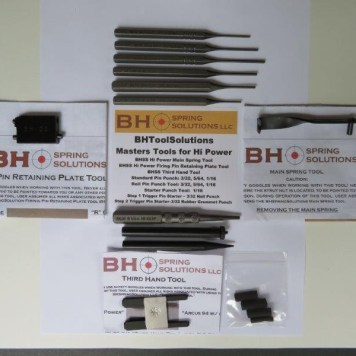 BHSS Master Tools Kit for the Hi-Power