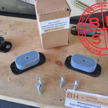 Fast Access Gun Magnets