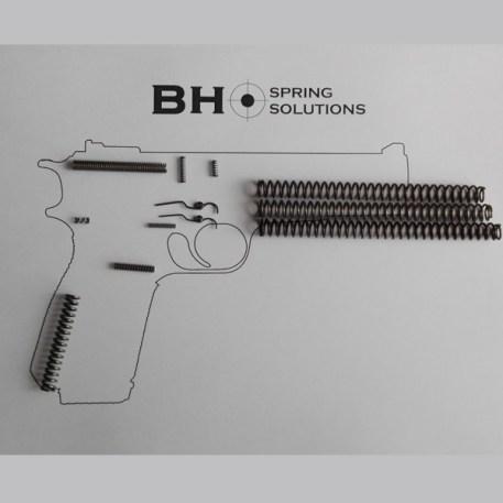 HiPower MKII/III Spring Kit (Super Shooters pack)